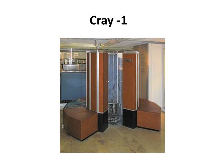 Cray -1