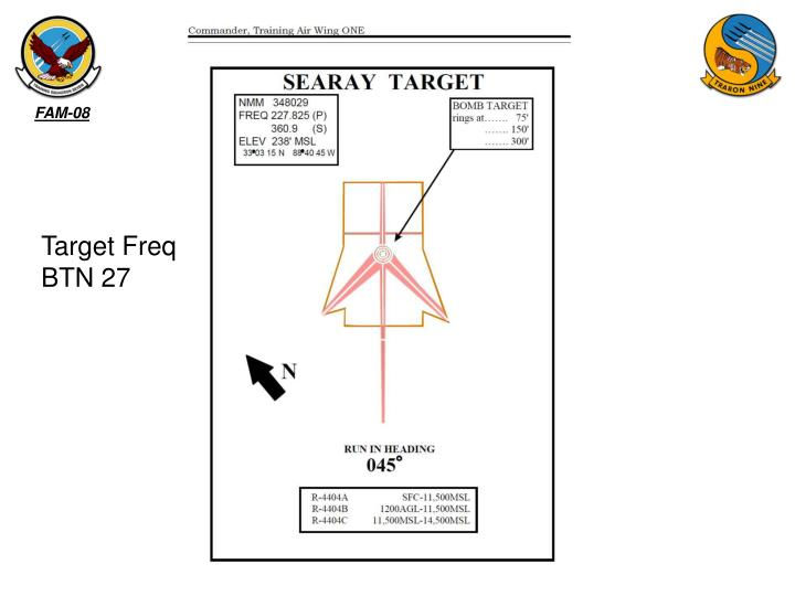 Target Freq