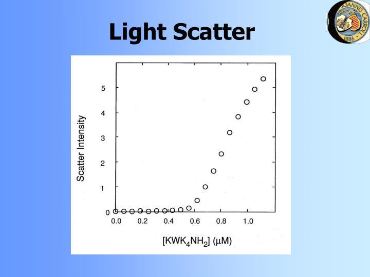 Light Scatter