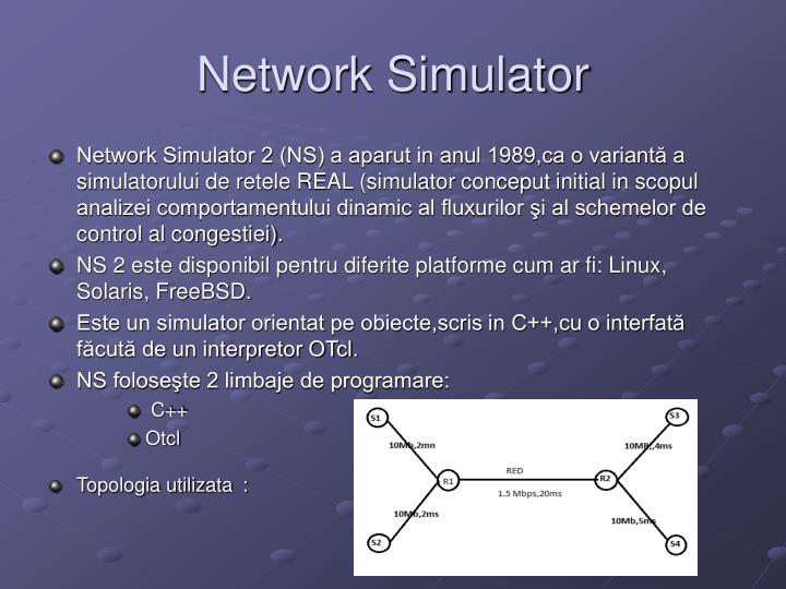 Network Simulator