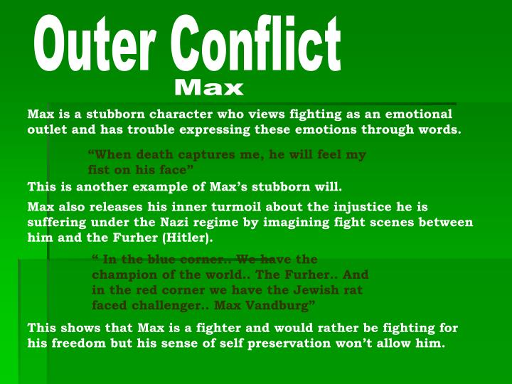 Outer Conflict