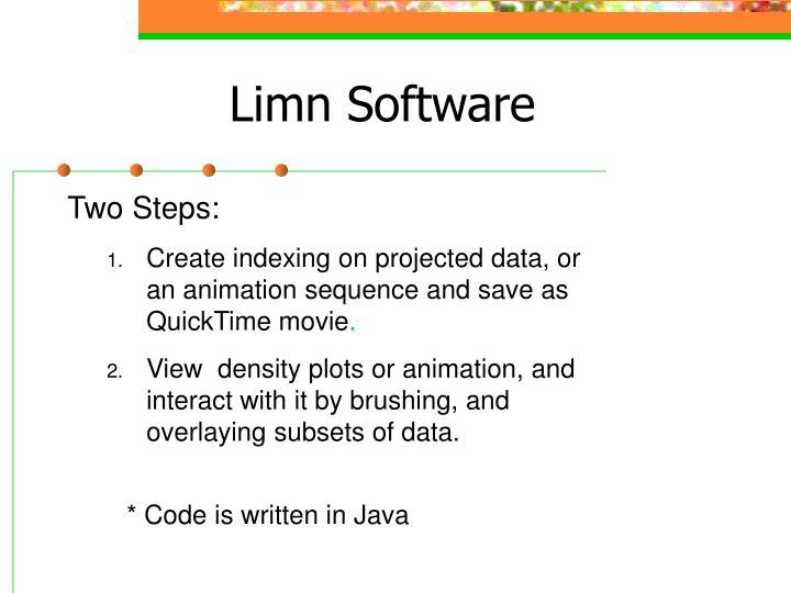 Limn Software