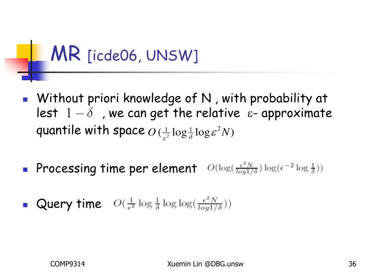 Without priori knowledge of N , with probability at lest            , we can get the relative