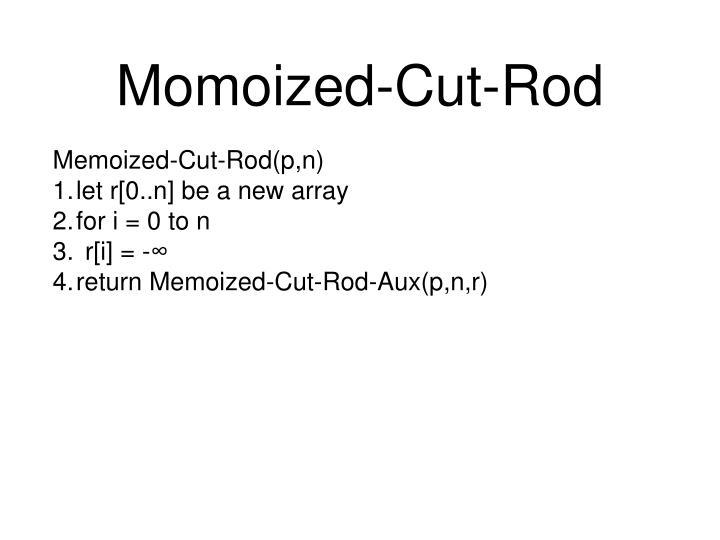 Momoized-Cut-Rod