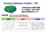 traveling salesman problem tsp