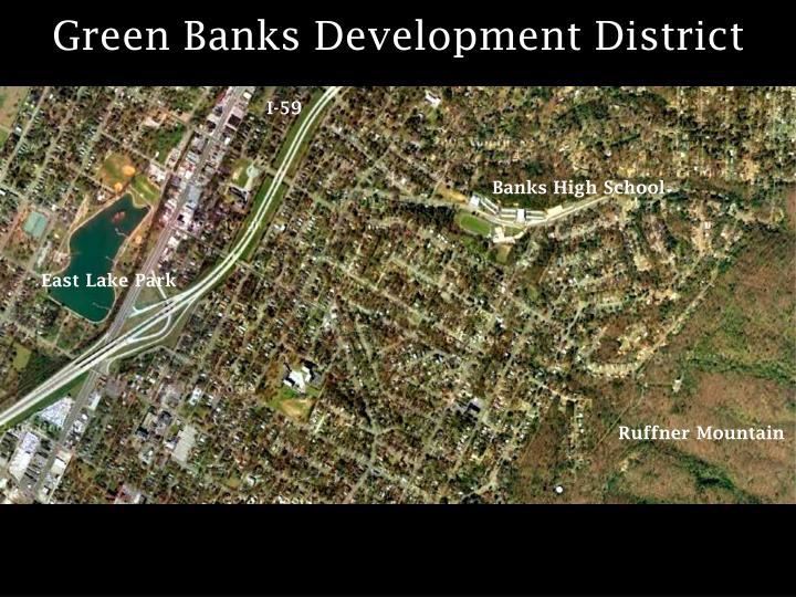 Green Banks Development District