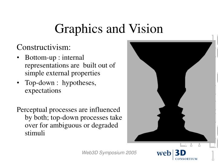 Graphics and Vision