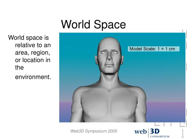 World Space