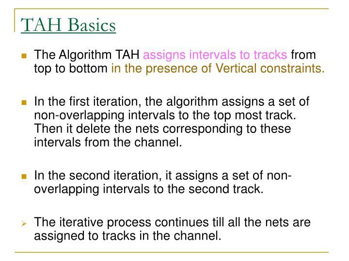 TAH Basics