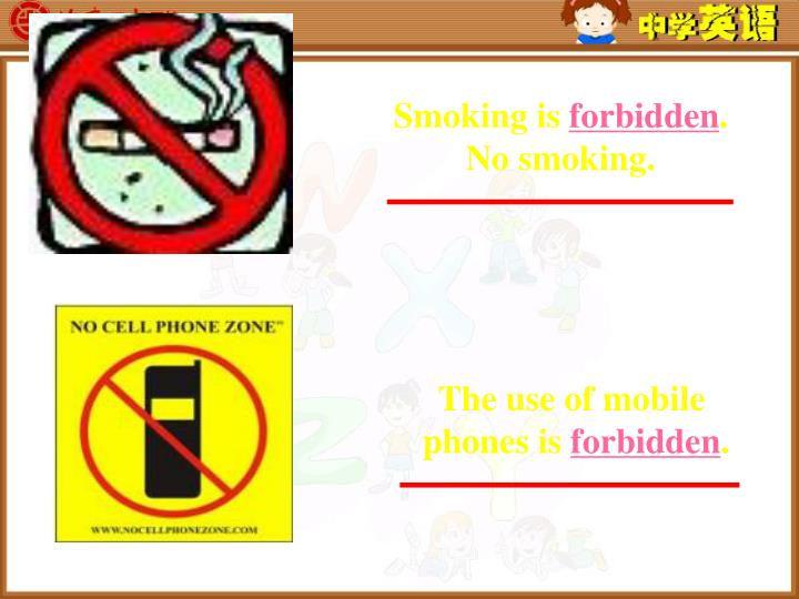 Smoking is