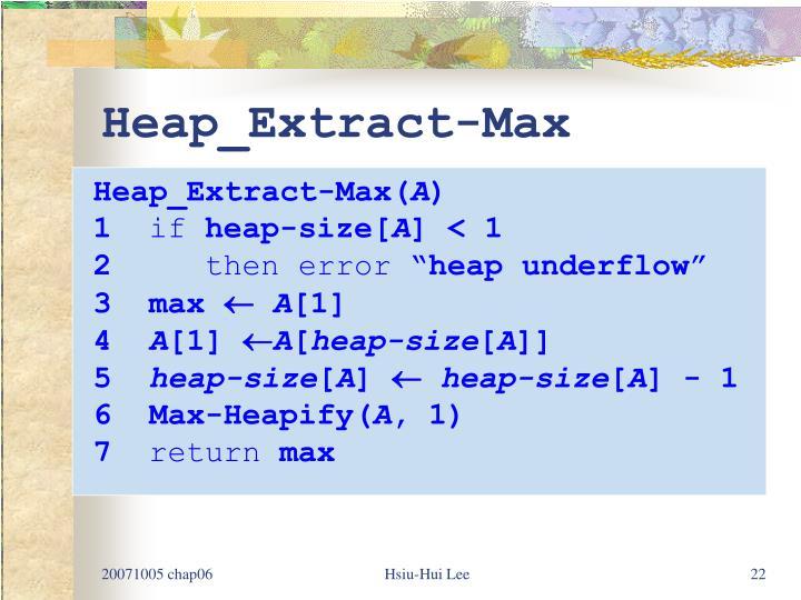 Heap_Extract-Max