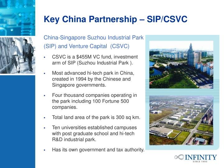 Key China Partnership