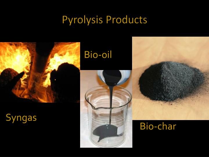 Pyrolysis Products