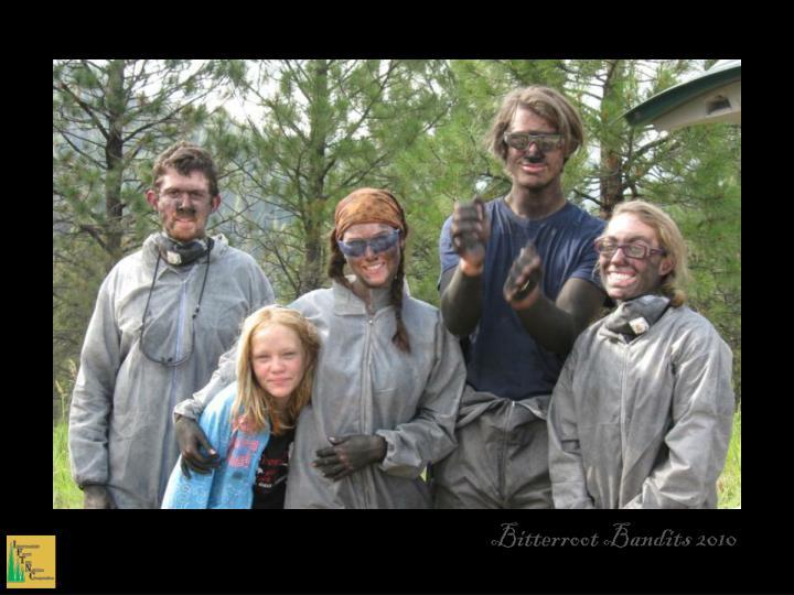 Bitterroot Bandits 2010
