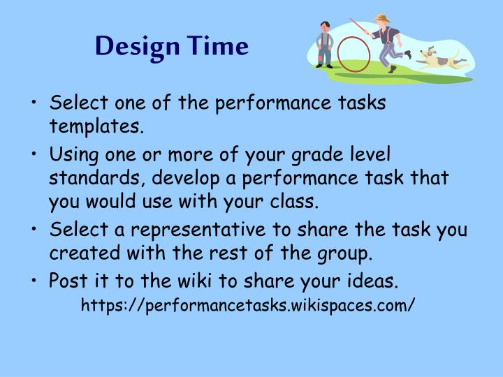 Design Time