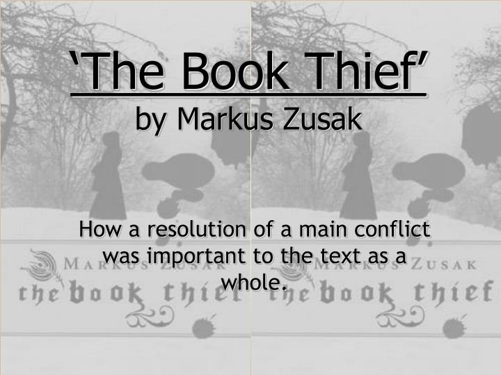 'The Book Thief'