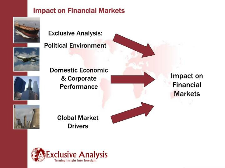 Impact on Financial Markets