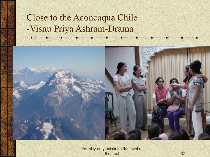 Close to the Aconcaqua Chile