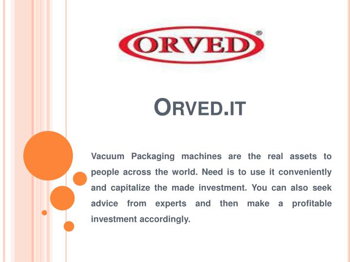 Orved.it