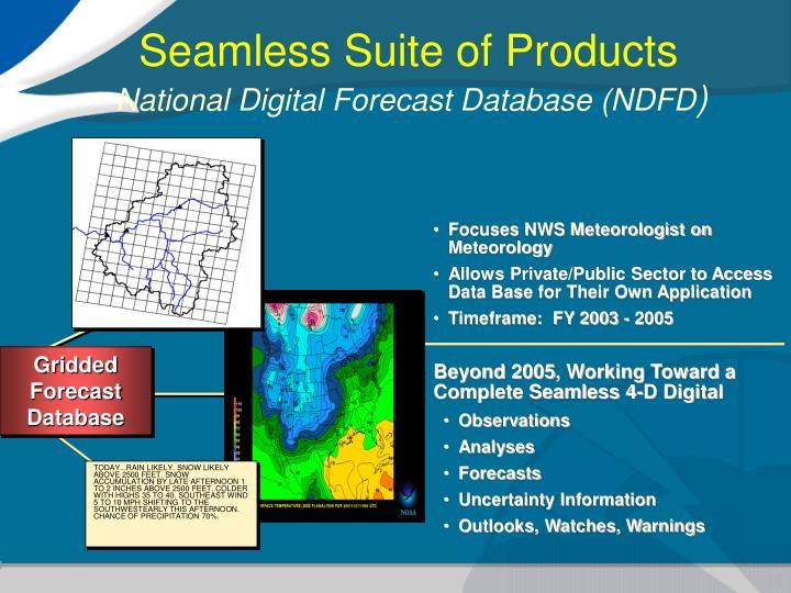 Focuses NWS Meteorologist on Meteorology