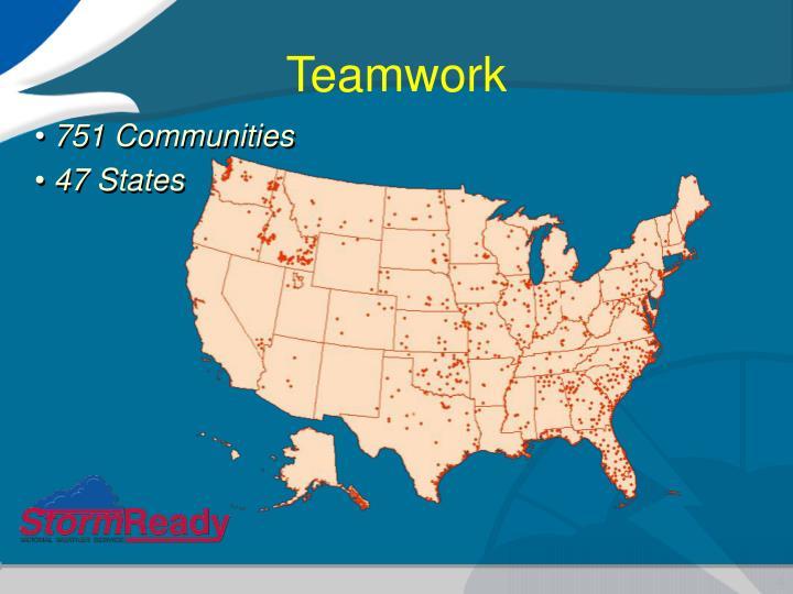 751 Communities