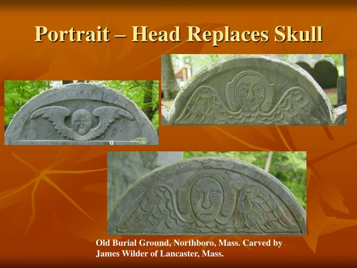 Portrait – Head Replaces Skull