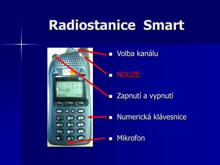 Radiostanice  Smart