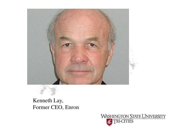 Kenneth Lay,