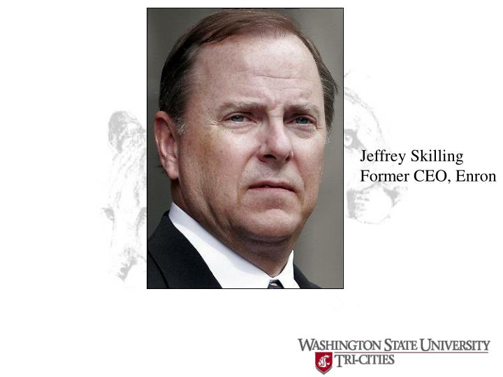 Jeffrey Skilling