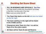 deciding set score sheet1