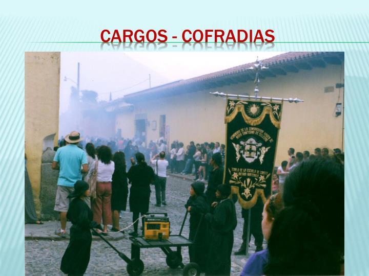 Cargos -