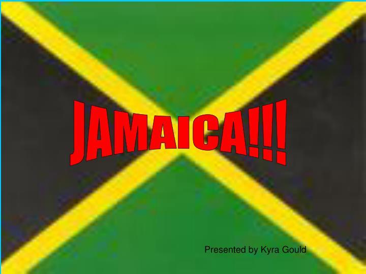 JAMAICA!!!