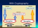 with cryptography25