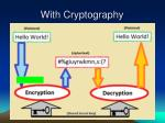 with cryptography4