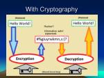 with cryptography50