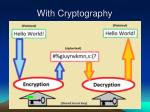 with cryptography6