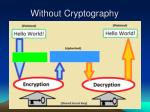 without cryptography2
