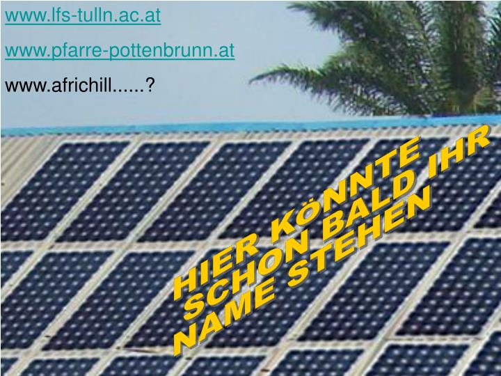 www.lfs-tulln.ac.at
