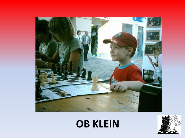OB KLEIN
