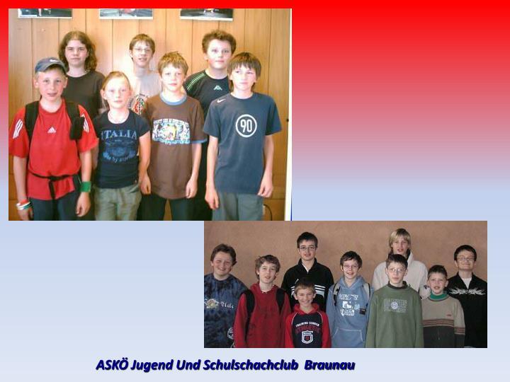 ASKÖ Jugend Und Schulschachclub  Braunau