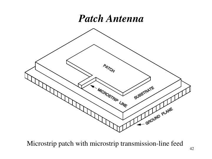 Patch Antenna