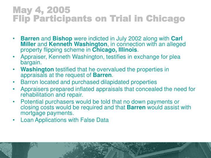 May 4, 2005