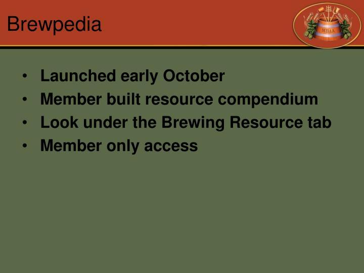 Brewpedia