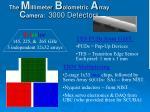 the m illimeter b olometric a rray c amera 3000 detectors