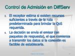 control de admisi n en diffserv7