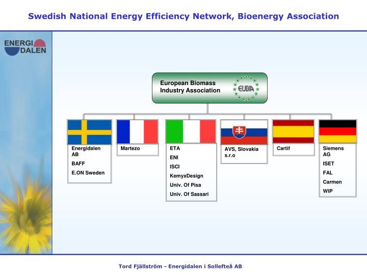European Biomass Industry Association