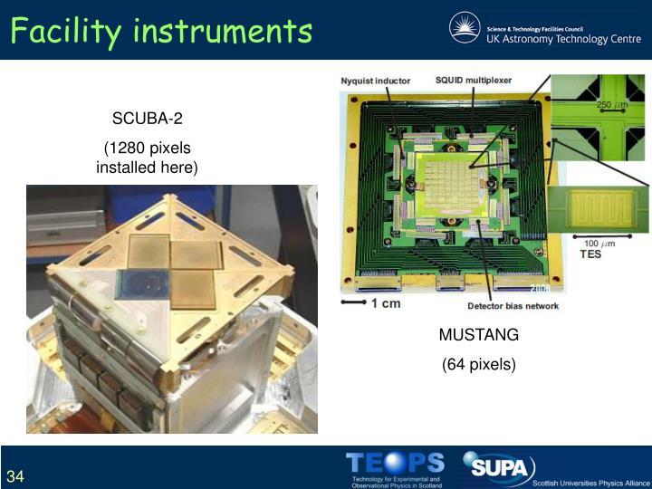 Facility instruments