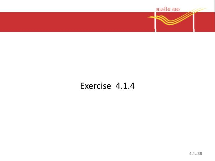 Exercise  4.1.4