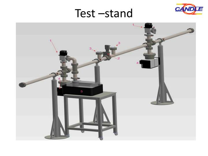 Test –stand