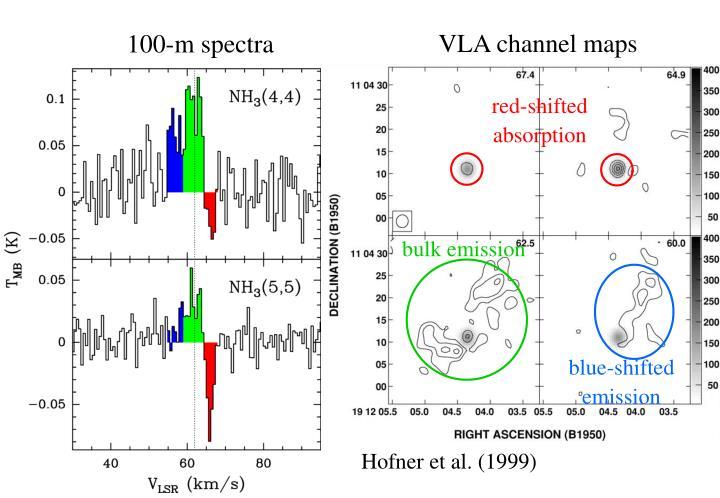 VLA channel maps